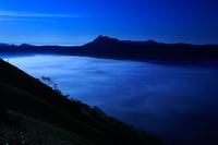 北海道 月光の摩周湖