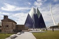 バレンシア 芸術科学都市 アゴラ