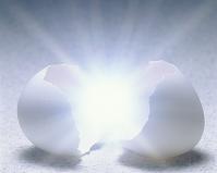 C・G(卵と光)