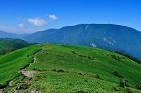岐阜県 恵那山 富士見平高原