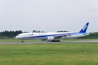 成田国際空港 ANA B777-300ER