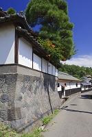 長野県 茂田井間の宿 中山道