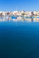 マルタ 地中海 青い海