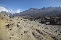 ネパール ディンボチェ近郊