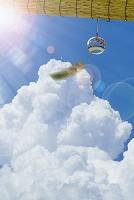 風鈴と入道雲
