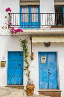 スペイン フリヒリアナ ドア