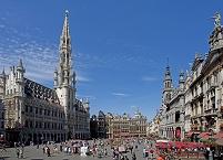 ベルギー ブリュッセルのグラン=プラス