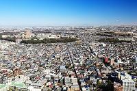 千葉県 街並みの俯瞰