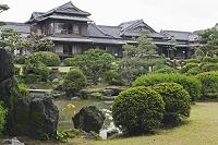 福岡県  庭園と旧伊藤伝右衛門邸