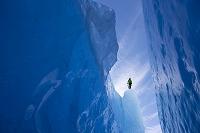 アメリカ合衆国 メンデンホール氷河