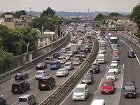 東京都 車の渋滞