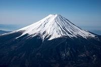 山梨県 富士山(高度3,000mより撮影)
