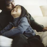 お父さんと女の子