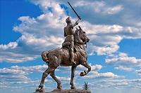 フランス ジャンヌダルク像
