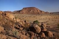 ナミビア ダマラランド