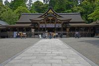 奈良県 桜井市 大神神社 拝殿