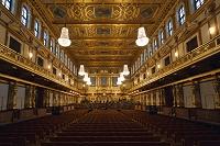 オーストリア ウィーン ウィーン楽友協会