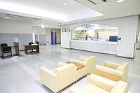 病院受付イメージ