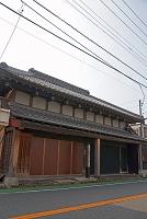 笹屋うどん跡 旧行徳街道 市川市 千葉県