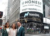 ジェシカ・アルバの会社がNASDAQに上場
