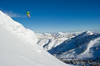 アメリカ合衆国 ユタ州 スキー