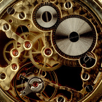 時計の歯車