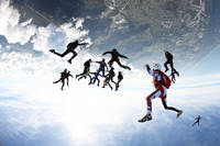スカイダイビング アメリカ フロリダ