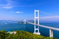 愛媛県 来島海峡第三大橋