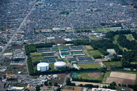 神奈川県内広域水道企業団相模原浄水場