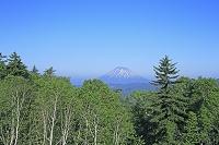 北海道 中山峠から羊蹄山