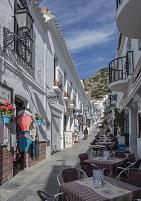 スペイン ミハス 白い村