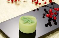 竹の和菓子