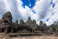 カンボジア アンコール遺跡 バイヨン廟