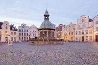 ドイツ ヴィスマール 広場