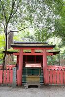 奈良県 春日大社境内 水谷神社