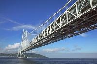 兵庫県 神戸市 明石海峡大橋