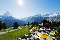 スイス ヴァレー州 ツェルマット