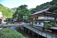 福島県 東山温泉 向瀧