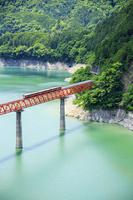静岡県 夏の大井川鉄道井川線