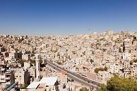 旧市街眺望 アンマン ヨルダン