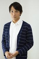中年日本人男性のポートレイト