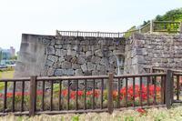石川県 金沢城の鯉喉櫓台