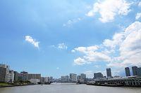<全国6都市の天気の変化>   東京 正午の天気 6月13日 B/4