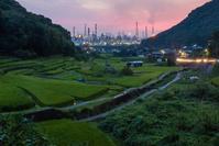 岡山 工業夜景