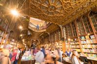 ポルトガル ポルト レロ・イ・イルマオン書店
