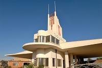 アールデコ建築 エリトリア