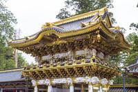栃木県 日光東照宮 陽明門