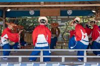 和歌山県 那智の扇祭り 那智田楽
