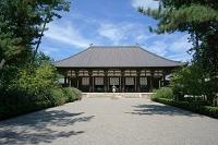 奈良県 唐招提寺 金堂
