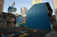 東京 月島 路地 再開発
